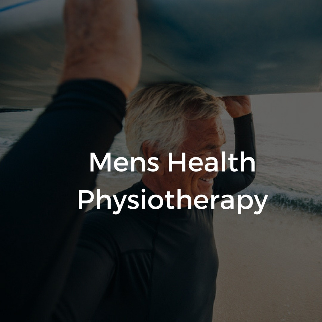 mens health physiotherapy