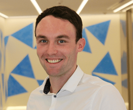 Physiotherapist Castlereagh Street Conor Keane
