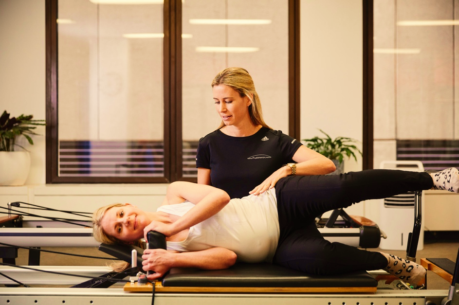 Exercise in Pregnancy physiotherapy